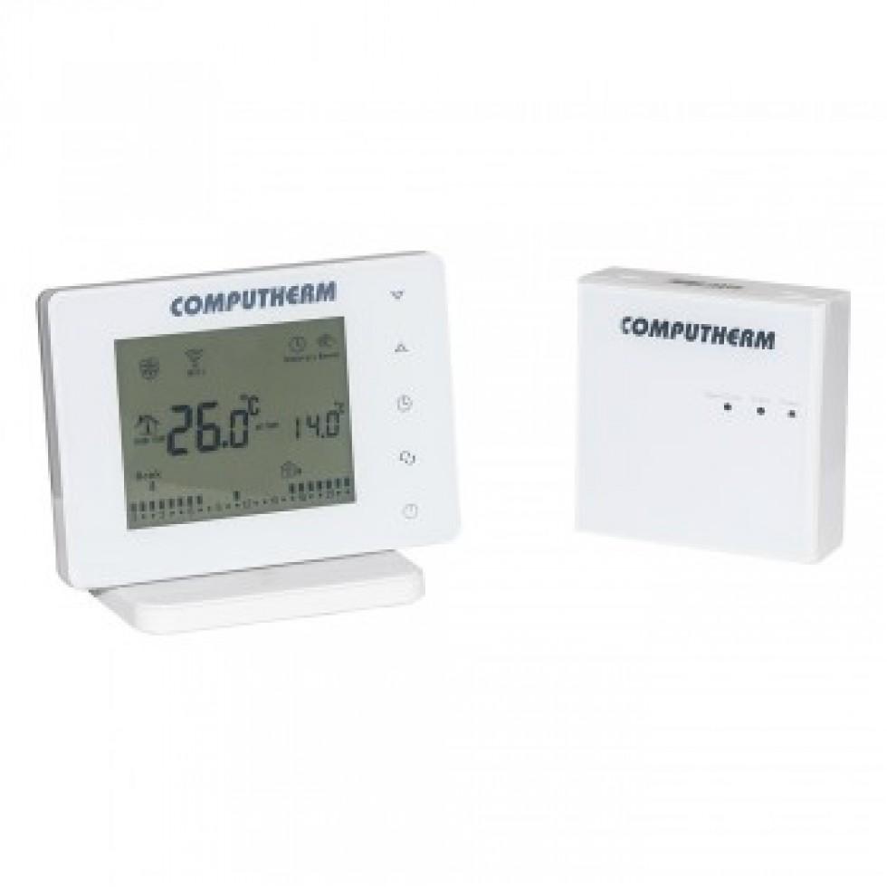 COMPUTHERM E400 RF - Термостаты для водяного пола фото
