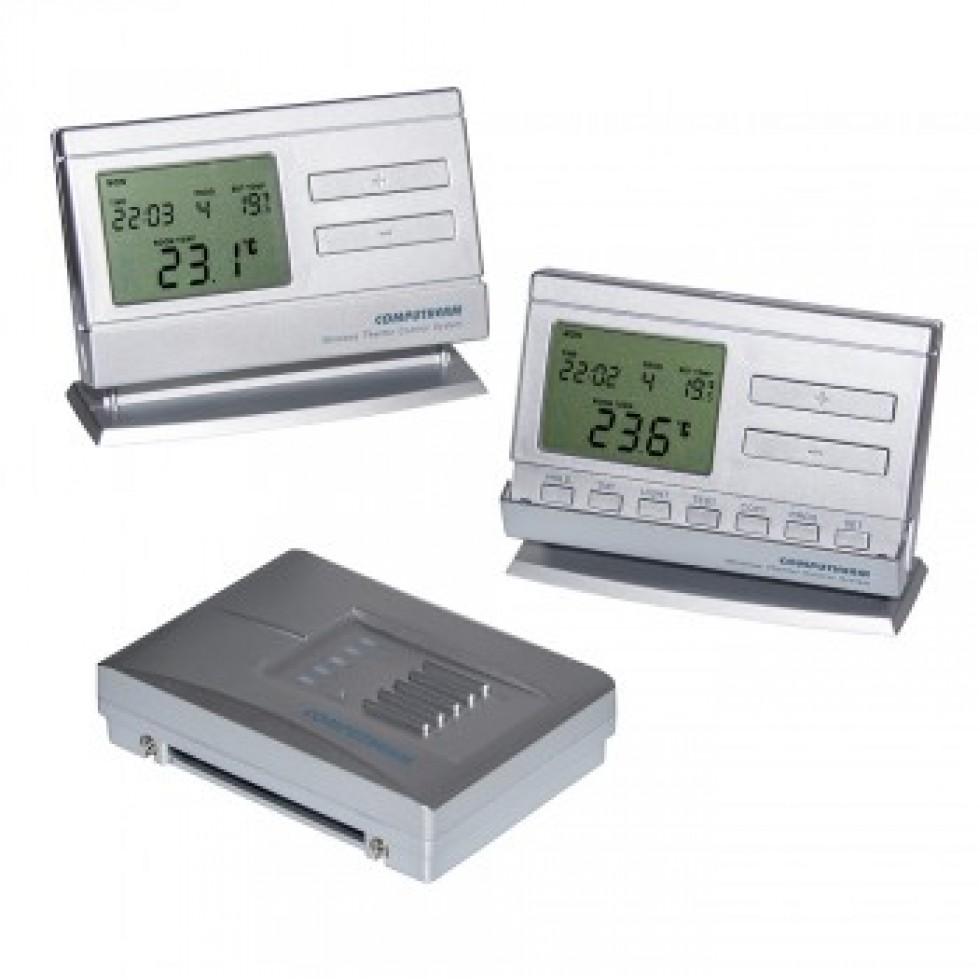 COMPUTHERM Q8 RF  - Термостаты для водяного пола фото