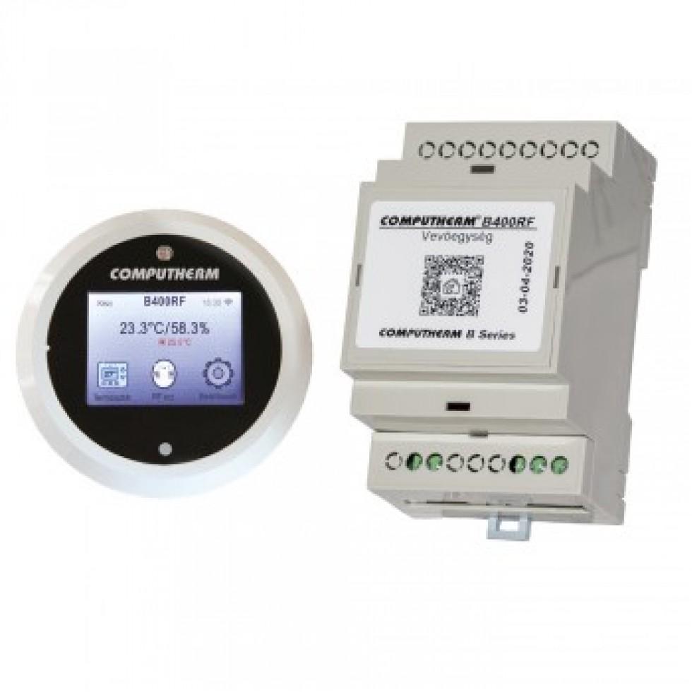 Computherm B400 RF - Термостаты для циркуляционных насосов фото