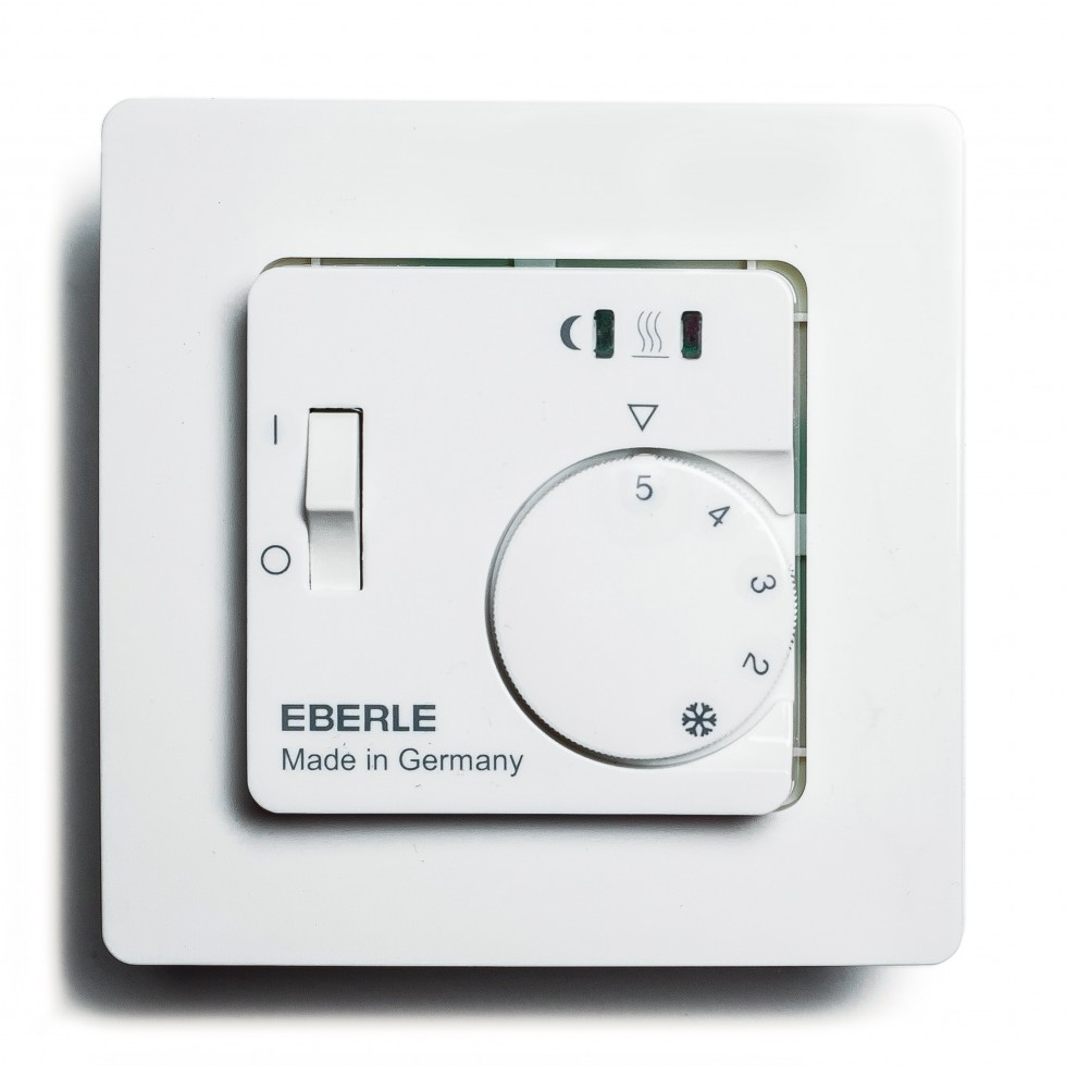 Eberle F2A-50 - Аналоговые термостаты для теплого пола фото