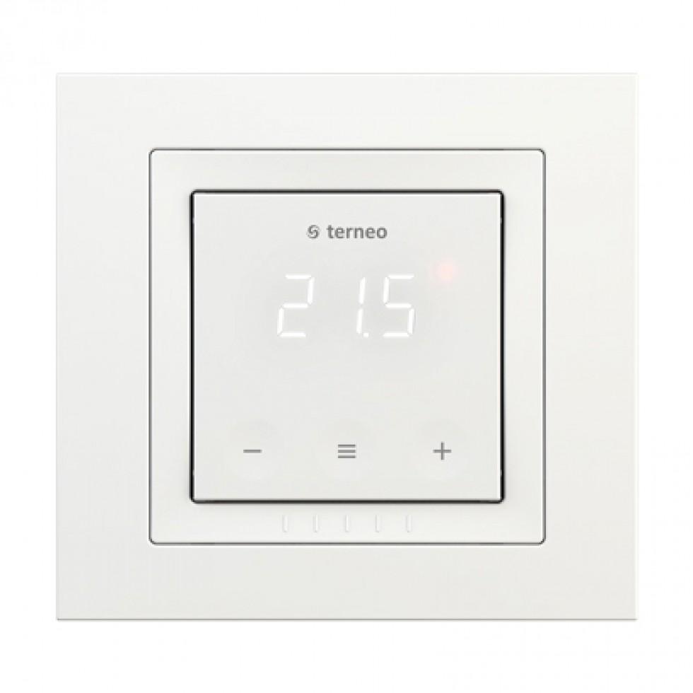 Terneo ax - Программируемые термостаты для теплого пола фото