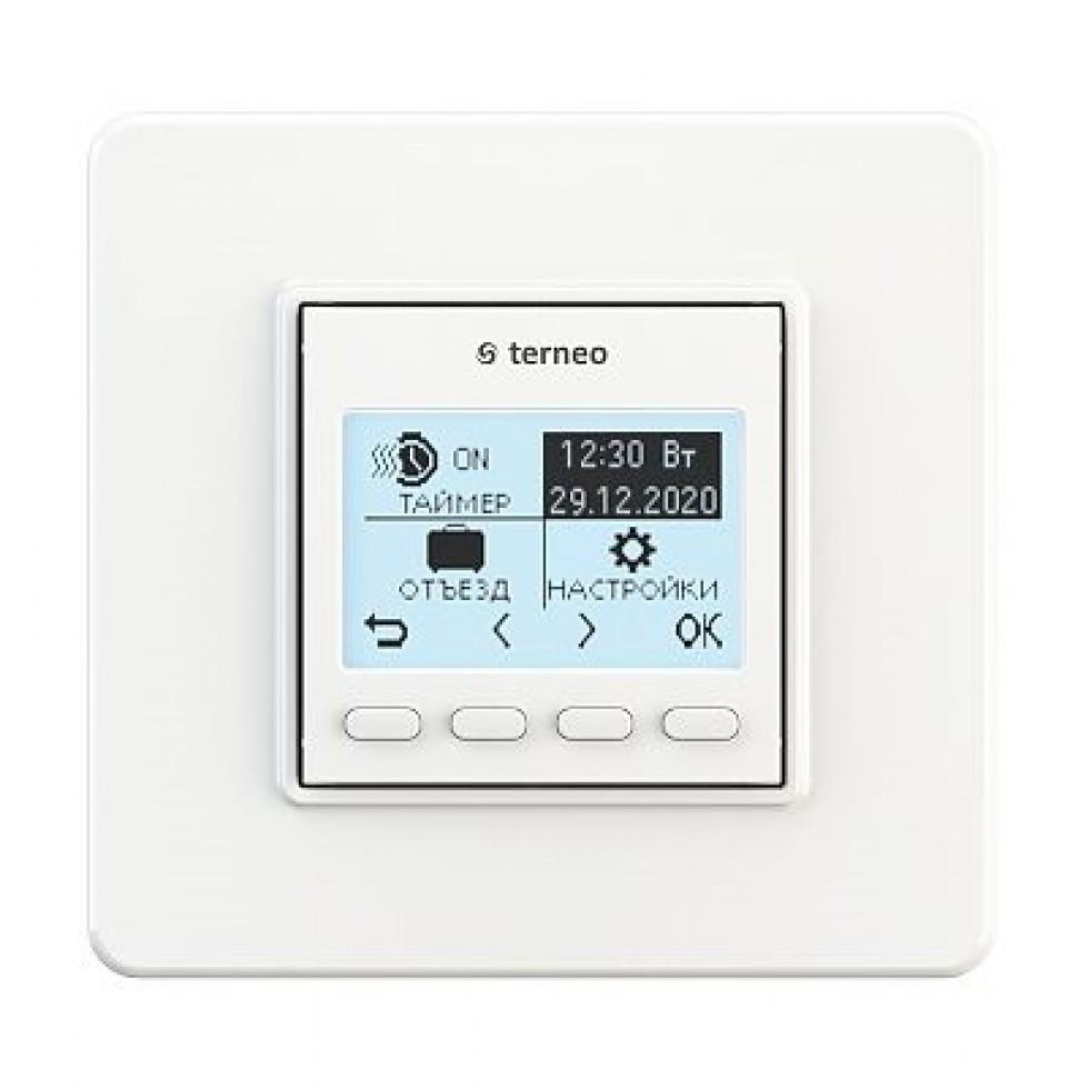 Terneo pro - Программируемые термостаты для теплого пола фото