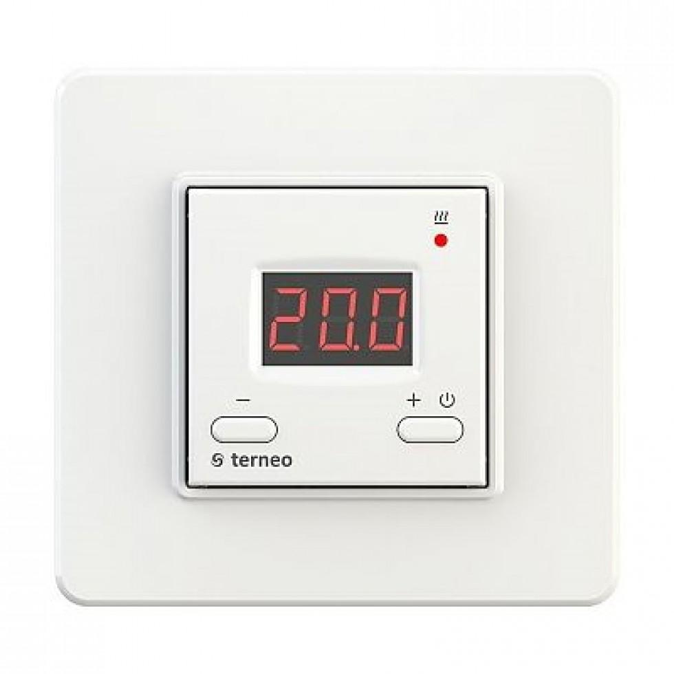 Terneo st - Аналоговые термостаты для теплого пола фото